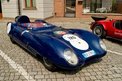 Lotus Eleven Le Mans at Vernasca Silver Flag 2017 Stock Photography