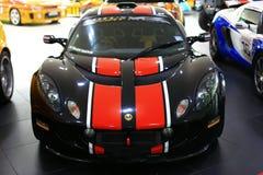 Lotus Elise αγωνιστικών αυτοκινήτων Στοκ φωτογραφία με δικαίωμα ελεύθερης χρήσης