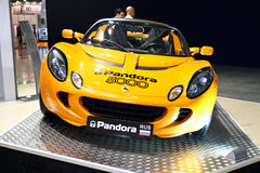 Lotus Elise Stock Images