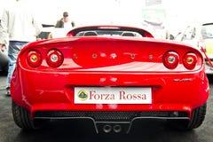 Lotus Elise Royalty-vrije Stock Afbeeldingen
