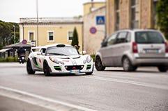 Lotus Elise Stock Foto's