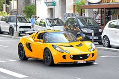 Lotus Elise Stock Image