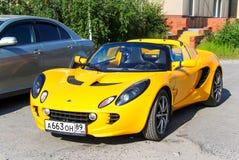 Lotus Elise Stock Images