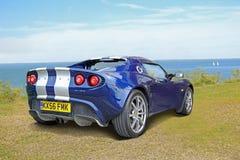 Lotus elise sportscar Stock Photo