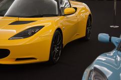 Lotus Elise super car Stock Photos