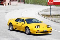 Lotus Esprit stock image