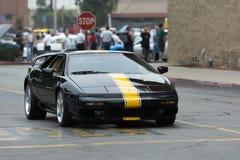 Lotus Esprit Turbo SE car on display Royalty Free Stock Images