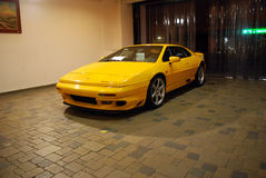 Lotus esprit stock images
