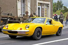 Lotus Europa Royalty Free Stock Photography