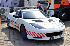 Lotus Evora Photo stock