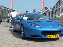 Lotus Evora Stock Images