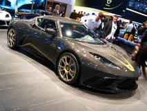 Lotus Evora Geneva 2013 Stock Photography
