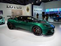 Lotus Evora GT430 στοκ φωτογραφία