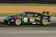 Lotus Evora racing Royalty Free Stock Image