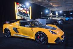 Lotus Exige V6 Cup Stock Photo