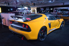 Lotus Exige V6 Cup Stock Image