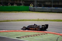 Lotus 79-2 1978 före detta Ronnie Peterson för formel 1 Arkivfoton