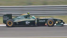 Lotus F1 Royalty-vrije Stock Afbeelding