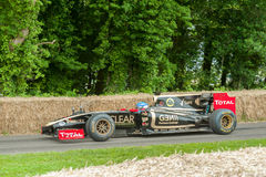 Lotus F1 Royalty Free Stock Photo