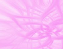 Lotus flower. Abstract art in pink inspired by a lotus flower Stock Photos