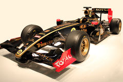 Lotus formula 1 racing car Stock Photo