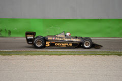 Lotus 79-2 1978 Formula 1 Ex Ronnie Peterson Stock Photography
