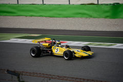 1971 Lotus 69 Formule 2 Royalty-vrije Stock Foto's