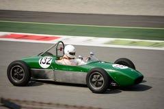 1960 Lotus 18 Formule Ondergeschikte auto Stock Afbeelding
