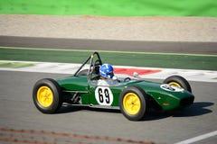 1960 Lotus 18 370 Formulemindere Royalty-vrije Stock Afbeeldingen
