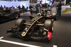 Lotus GP Formula 1 Car royalty free stock photo