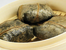 Lotus Leaf Dumplings Royalty Free Stock Photo