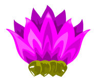 Lotus Logo Image libre de droits