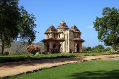 Lotus Mahal Stock Fotografie
