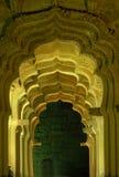 Lotus-mahal Stock Photography