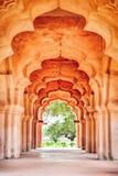 Lotus Mahal Stock Photography