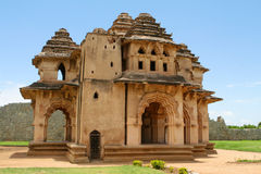 Lotus Mahal in Hampi Stock Image