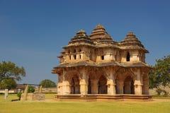 Lotus Mahal in Hampi, India Immagini Stock