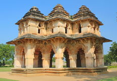 Lotus mahal at Hampi, India Stock Photography