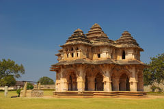 Lotus Mahal in Hampi, India Stock Images