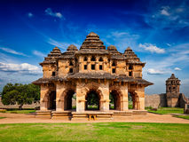 Lotus Mahal pavilion Royalty Free Stock Photography