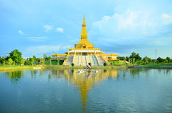 Lotus Pagoda Roi et province Photographie stock