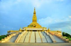 Lotus Pagoda Roi et provincie Royalty-vrije Stock Afbeeldingen