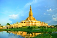 Lotus Pagoda Roi et provincie Royalty-vrije Stock Foto's