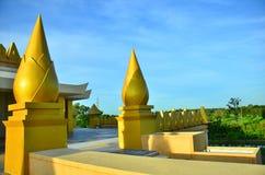 Lotus Pagoda Roi och Arkivfoto