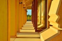 Lotus Pagoda Roi och landskap Fotografering för Bildbyråer