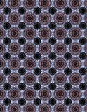 Lotus Pattern imagens de stock