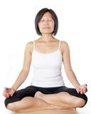 Lotus Pose Meditation Royalty Free Stock Photo