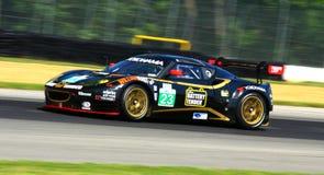 Lotus racing car Royalty Free Stock Images