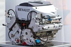 Lotus Renault F1, 2012 d'équipe Images stock