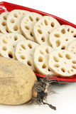 Lotus root Stock Photos